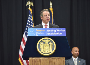 Cuomo_End Worker Exploitation 07152015