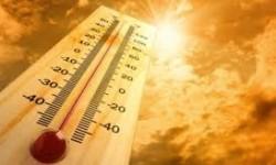 * * * BREAKING NEWS* * * — Heat Advisory Issued