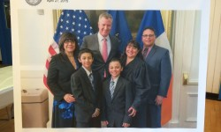 Bronx Family Court Judge Fiordaliza Rodriguez Feted