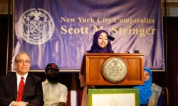 Scott Stringer's Eid Celebration