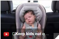 Keep Kids Out of Hot Cars - video