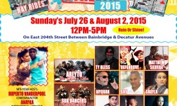 Summer Streets is Back Again for Two More Sundays!