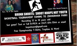 Zimmerman Basketball Tournament Outreach