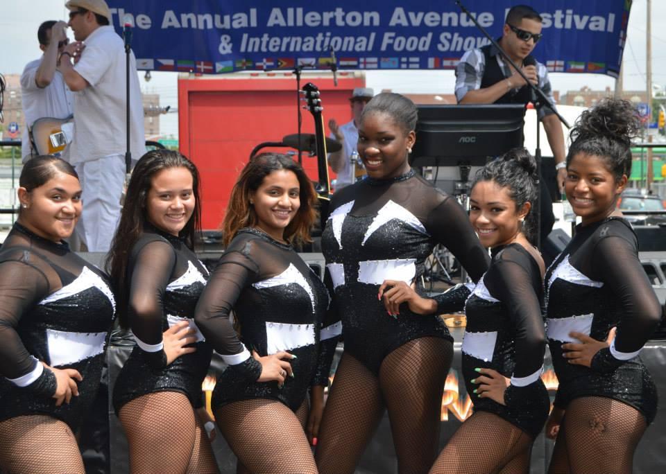 allerton 2015 dance group