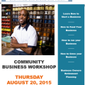 AAC Business Workshop