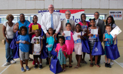 Congressman Crowley, Council Member Vacca Donate Back-to-School Supplies to Students in the Bronx