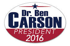 GOP Candidate Ben Carson Pays House Call To Harlem