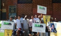 SENATOR KLEIN HOSTS STAND UP TO VIOLENCE 1ST ANNIVERSARY PEACE MARCH & RALLY