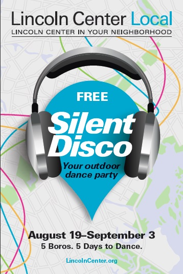 Silent Disco 2015