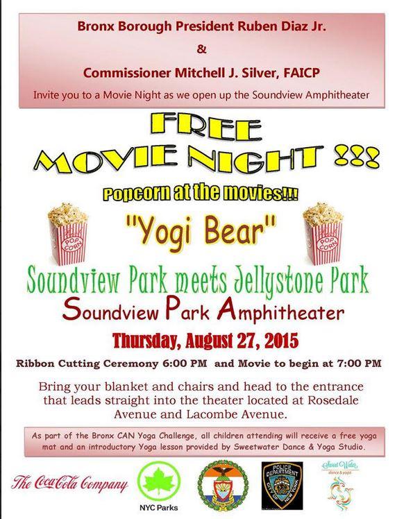 Soundview Park Meets Jellystone Park