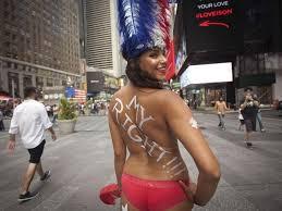 Times Square Desnudas-1