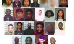UPDATE **More arrests** BRONX DA: OPERATION BLACK STONE INDICTS 23