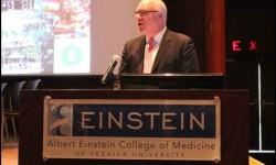 Crowley Welcomes New Albert Einstein Medical School Students to the Bronx
