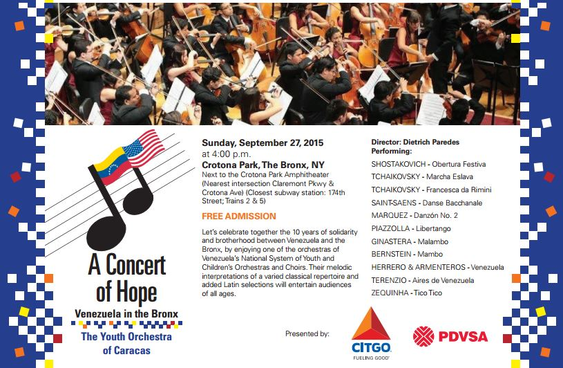 A Concert of Hope_Venezuela in the Bronx-09272015