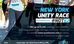 New York Unity Race Aims To Bring Police and Community Together