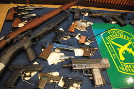 Illegal Trafficked Guns_NYPD