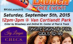 TODAY: Ivy League C.H.I.C.S. Recruiting Girl Mentees
