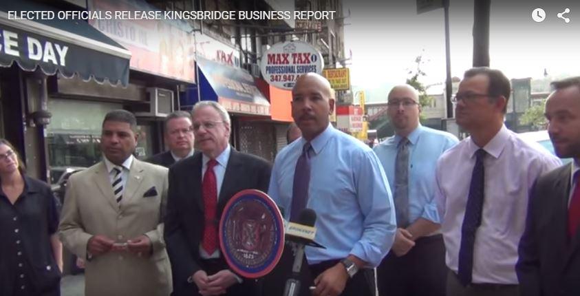 Kingsbridge-Broadway Business Corridor Report