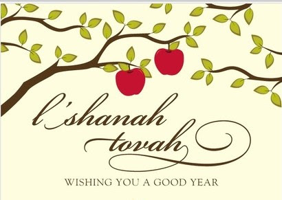 LShana Tova_Happy Jewish New Year 5775