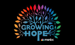 "MSNBC's ""Growing Hope"" Campaign Comes to the Bronx"