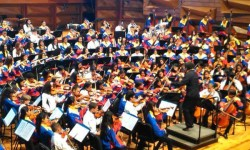 FREE CONCERT 9/27: The Youth Orchestra of Caracas @ Crotona Park Amphitheater