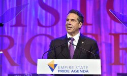 CUOMO ISSUES ANTI-DISCRIMINATION EXECUTIVE ORDER PROTECTING TRANSGENDER NEW YORKERS