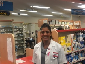 Dr. Bridget Cangelosi Bednarik , Pharmacist at CVS store # 2697 located at