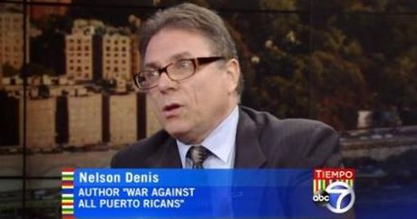 Nelson Denis_War Against All Puerto Ricans