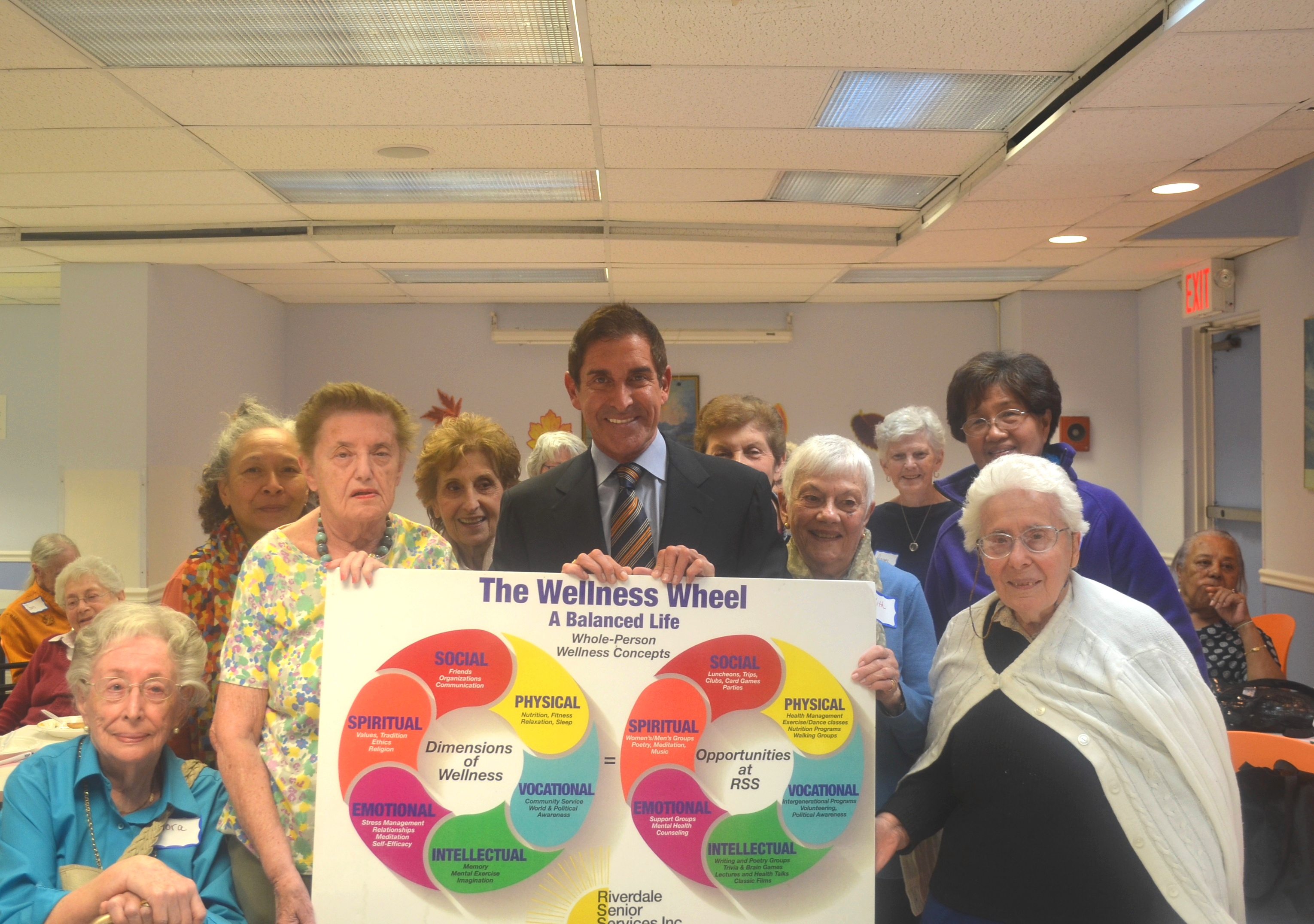 Senator Klein Announces $100,000 in State Funding for Bronx Seniors Health & Wellness Program