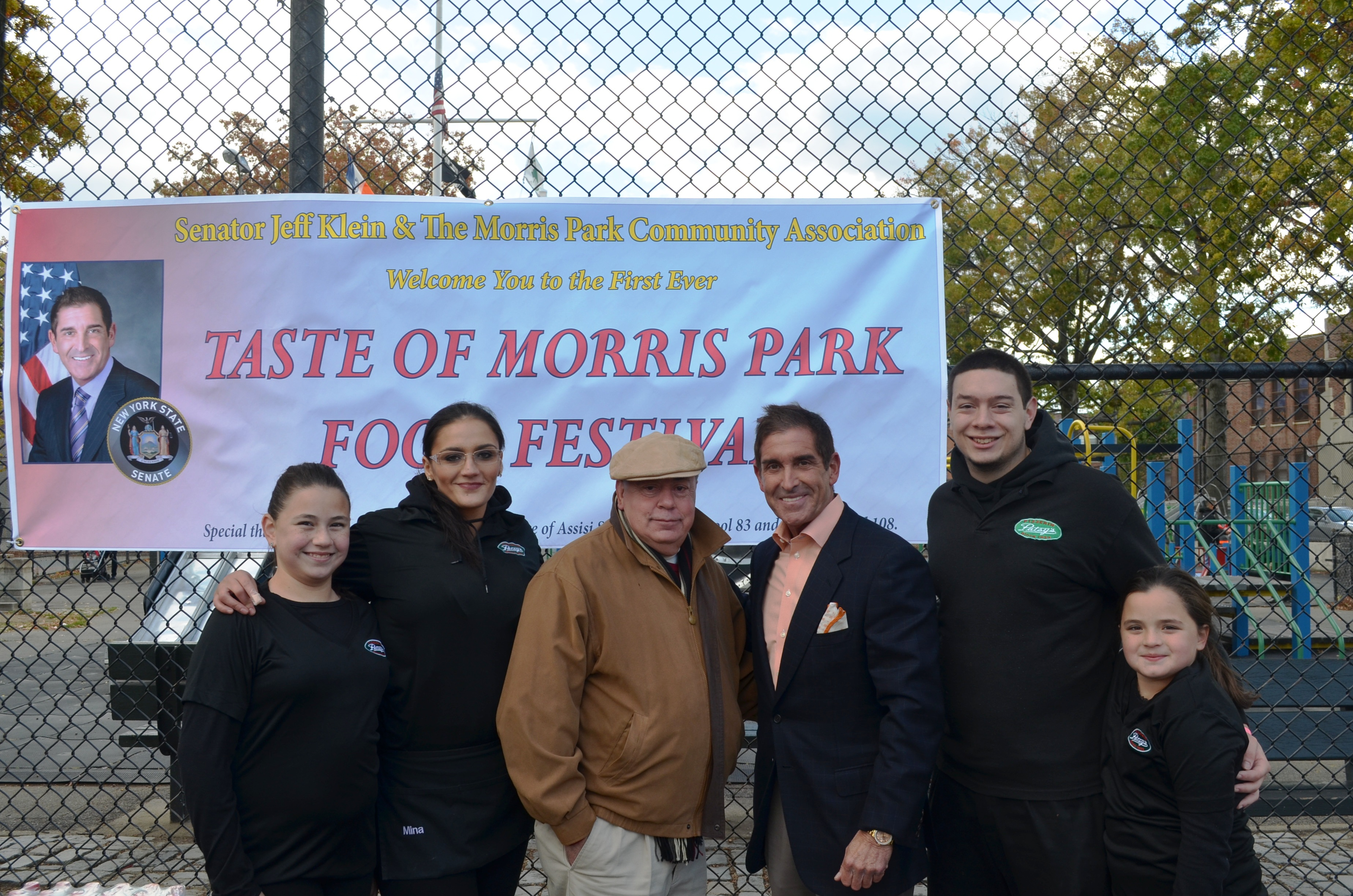 Senator Klein Hosts First Annual 'Taste of Morris Park'