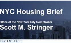 Comptroller Stringer Report: Severe Crowding in NYC Housing Rises Dramatically