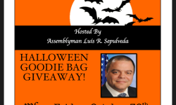 HalloweenTreats Special on Friday, October 30th!