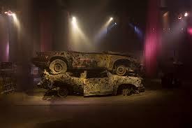 Danse Macabre_Bullet-Riddled Cars
