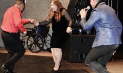 EC Salsero Performed At Lehman College For the First Time