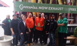 FRESHDIRECT WINS 2015 EPA NORTHEAST DIESEL COLLABORATIVE BREATHE EASY LEADERSHIP AWARD