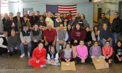 Morris Park Kiwanis Club Giving Thanksgiving Meals to Families in Need