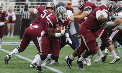 Fordham Home Opener: A Record Setter, 83-21