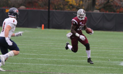 Mancuso Sports: Chase Edmonds running his way into Fordham record books
