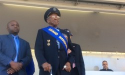 Lt. Col. Floyd Carter, Grand Marshall