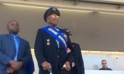 Lt. Col. Floyd Carter, Grand Marshall