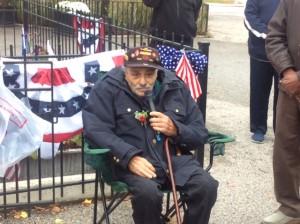 Joseph Garafola, Bronxite and veteran