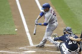 Mets_Johnny Monell-Batting