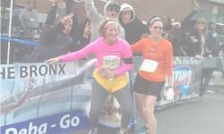 Nine Blocks Of The Bronx Group Welcomes TCS NYC Marathoner On Sunday