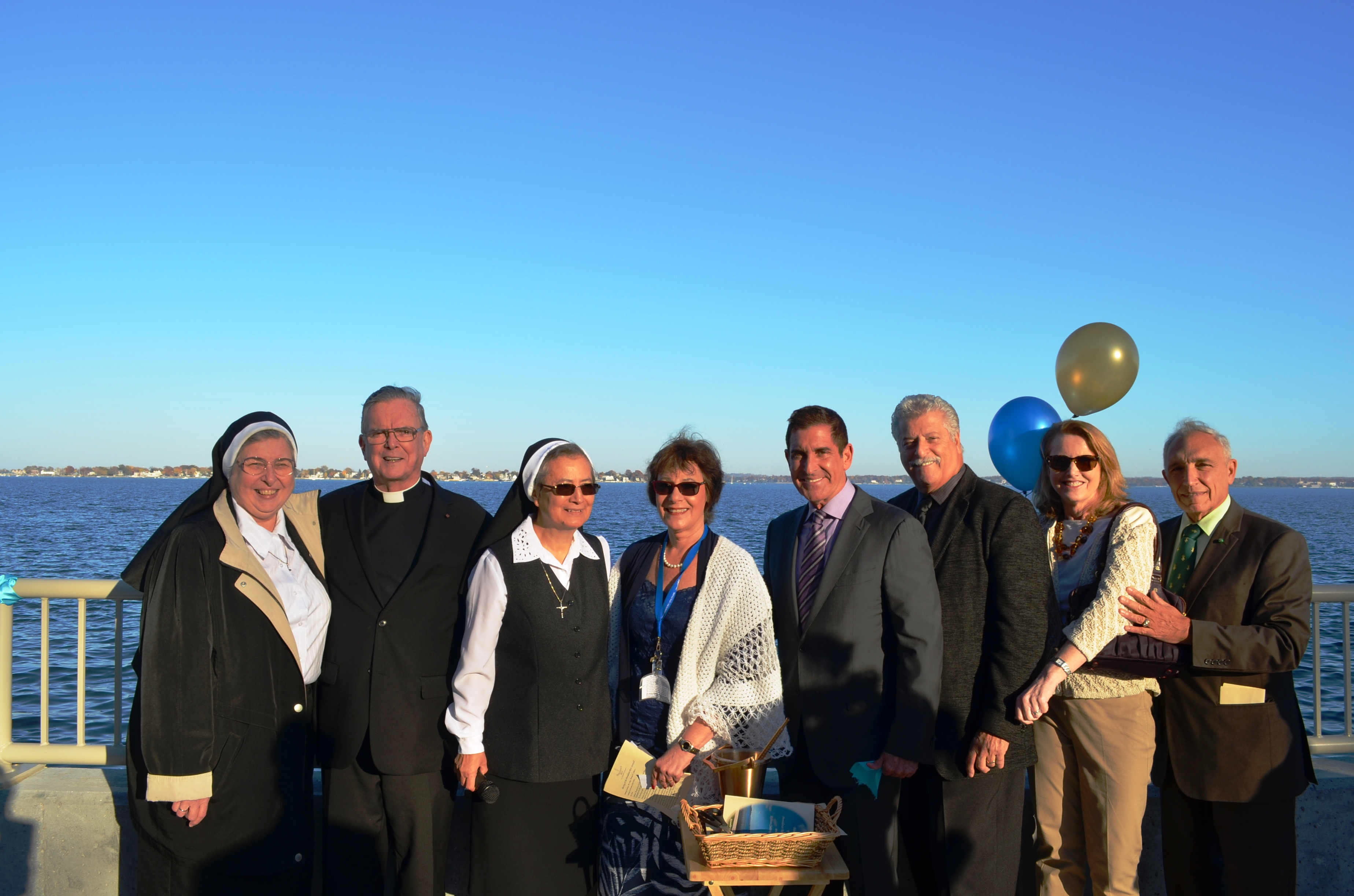 Providence Rest Ribbon Cutting Nov. 2015 (1)