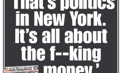 CorruptionWatch: Is Politics In New York 'All About The Effing Money'?