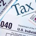 1040 Taxes -logo