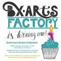 BxArts Factory Anniversary