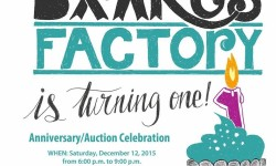 BxArts Factory is Turning One!