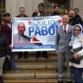 Julio Pabon Announces_2016