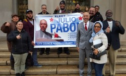 Activist Julio Pabón Announces City Council Special Election Run